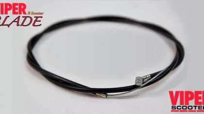 Electric Scooter Brake Cable Front, Viper Blade