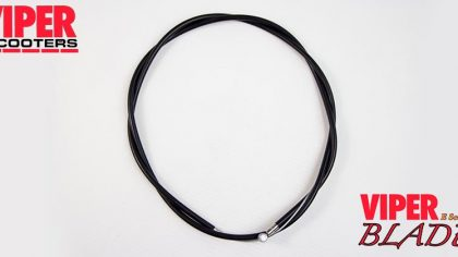 Electric Scooter Brake Cable Rear, Viper Blade