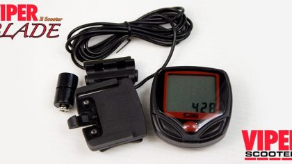 Electric scooter Speedometer, Viper Blade 2000W