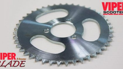 Electric Scooter Rear Sprocket, Viper Blade 1000W