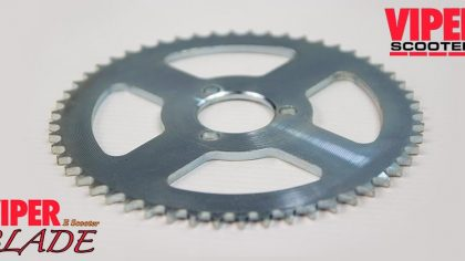 Electric Scooter Rear Sprocket, Viper Blade 1600W, 2000W