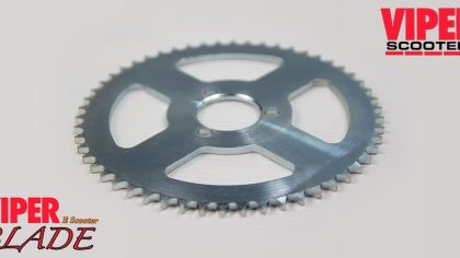 Electric Scooter Rear Sprocket, Viper Blade 1000W, 1600W, 2000W