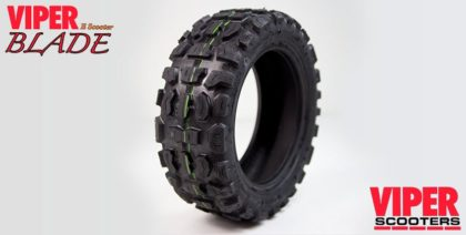 Electric Scooter 90/65-6.5 All Terrain Tyre, Viper Blade, Viper Duel 3200W
