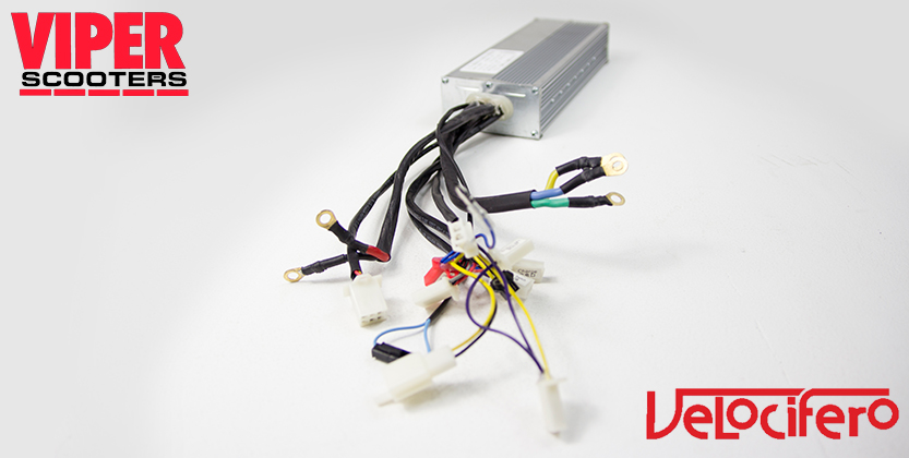 1000w 1300w 1600w 2000w New Voltrium 2000w 60v Controller for Electric Scooter