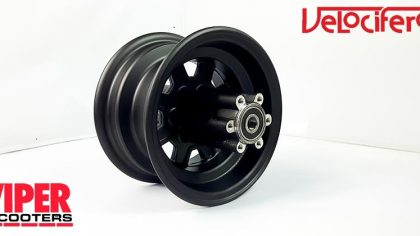 Electric Scooter Rear Wheel, Velocifero New 2019 Design