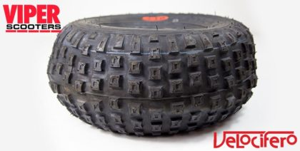 Electric Scooter 145/70-6 Tyre, Velocifero