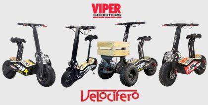 Velocifero Electric Scooters