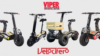 Velocifero Electric Scooters