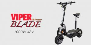 Viper Blade 1000W 48V Electric Scooter