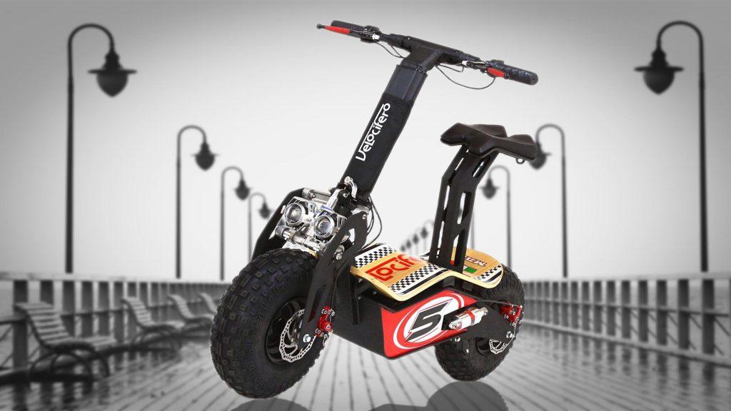 Electric Scooters Velocifero Mad 1600W