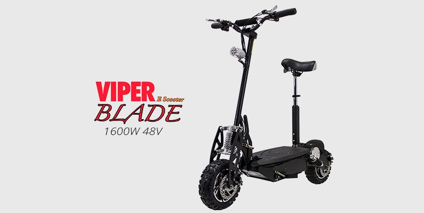 Viper Blade 1600W 48V Electric Scooter