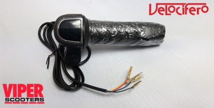 Electric Scooter Throttle, Velocifero 2000W Lithium