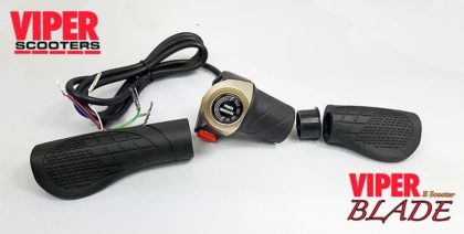 Electric scooter Throttle Kit, Viper Blade 1000W & 1600W