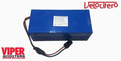 Electric Scooter Lithium Battery 36V 12Ah, Velocifero