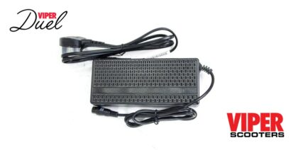 Electric Scooter 60V 20 AH Lithium Battery Charger Viper Duel