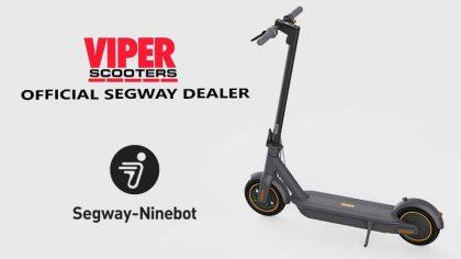Segway Ninebot MAX G30 Kick Scooter