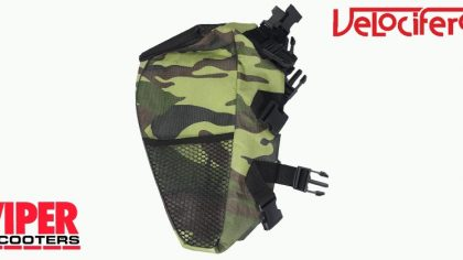 Electric Scooter Front Bag (Army), Velocifero
