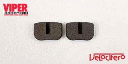 Electric Scooter Brake Pads, Velocifero Mad, Viper Blade