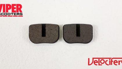 Electric Scooter Brake Pads, Velocifero Mad 1600W, 2000W