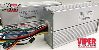 Electric Scooter Control Unit A & B Pair, Viper Duel 3200W (Pre-2020 Model)