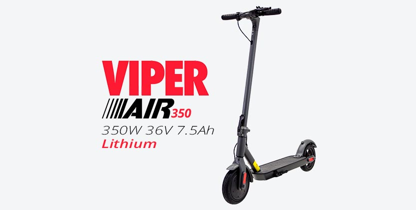 Viper Air 350W 36V, Kick Electric Scooter