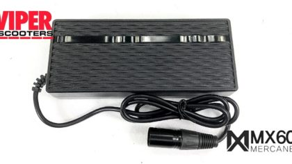 Electric Scooter Lithium Battery Charger 60V, Mercane MX60