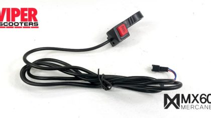 Electric Scooter Power Mode Switch Mercane MX60