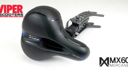 Electric Scooter Seat Complete Set, Mercane MX60
