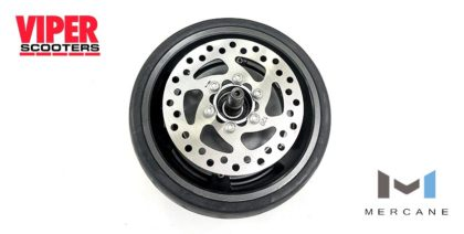 Electric Scooter 500W Rear Wheel Motor Assy Mercane Widewheel