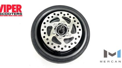 Electric Scooter 500W Rear Wheel Motor Assy Mercane Widewheel