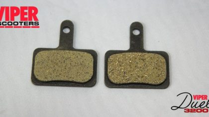 Electric Scooter Hydraulic Brake Pads, Viper Duel 2000W, 3200W