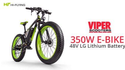 Hi-Flying B60 Electric Bike 350w 48v 17ah