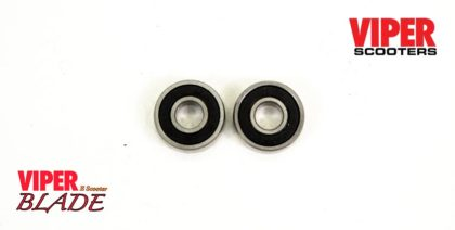 Electric Scooter 6.5 inch Wheel Bearings (Pair), Viper Blade