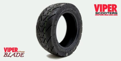 Electric Scooter 90/65-6.5 Road Tyre, Viper Blade, Viper Duel 3200W