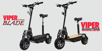 Viper Electric Scooters
