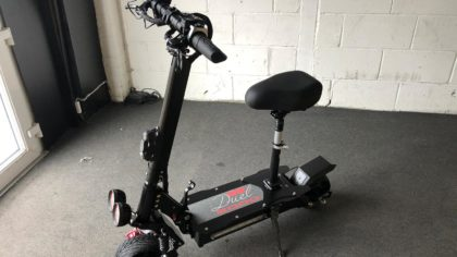 Ex-Demo Viper Duel 2000W 48V Lithium Electric Scooter 2020 Model – VSE-0002