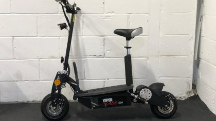 Refurbished Viper Blade 1000W 48V Electric Scooter – VSR-0012