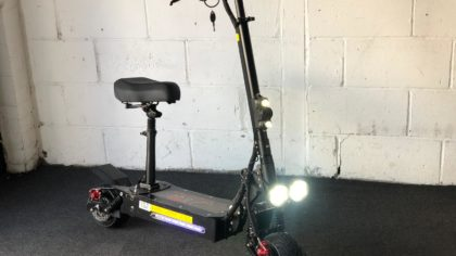 Refurbished Viper Duel 2000W 48V Lithium Electric Scooter 2020 Model – VSR-0016