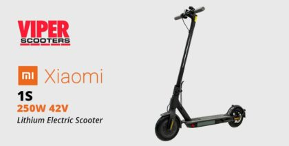 Electric Scooter Xiaomi 1S 250w 42v Lithium Electric Kickscooter