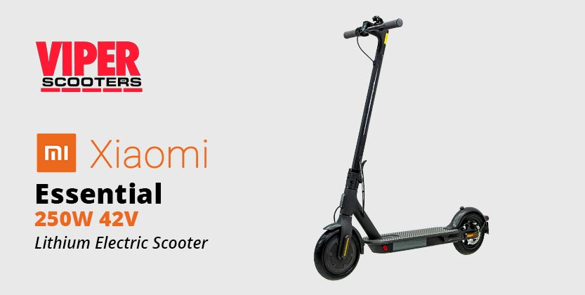 Electric Scooter Xiaomi Essential 250w 42v Lithium Electric Kickscooter