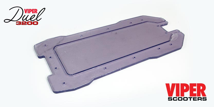 Electric Scooter Acrylic Footboard Viper Duel 3200