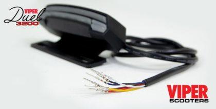 Electric Scooter Rear Brake Light & Indicators Viper Duel 3200 (2020 Model)
