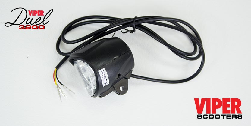 Electric Scooter Flasher Light Viper Duel 3200 (2020 Model)
