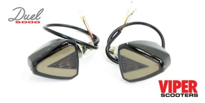 Electric Scooter Indicators Pair Viper Duel 5000 (2020 Model)