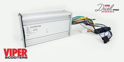 Electric Scooter 60V Control Unit (A) Viper Duel 5600 (2020 Model)