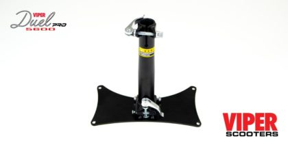 Electric Scooter Seat Base & Lower Stem Viper Duel 5600