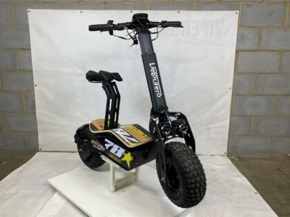 Refurbished Velocifero Mad 1600W 48V Lead Acid Electric Scooter – No 78 (VSR-0024)
