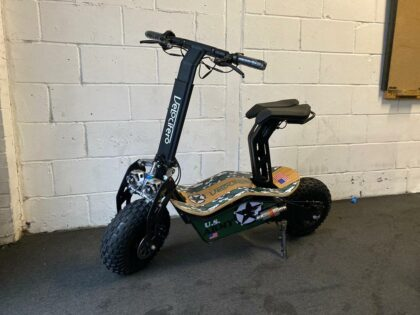 Refurbished Velocifero Mad1600 Lead Acid Electric Scooter – VSR-0022