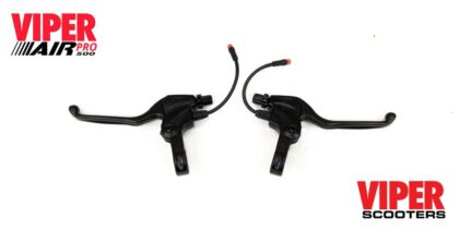 Electric Scooter Brake Levers Set, Viper Air Pro