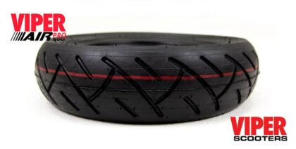 Electric Scooter Front Tyre (10×2.50), Viper Air Pro